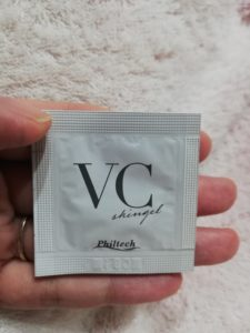 VCスキンジェルの見た目